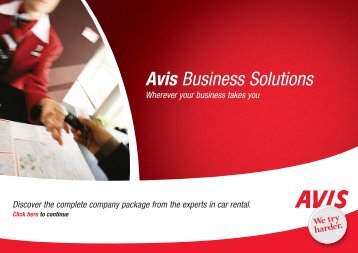 PDF brochure CD - Avis UAE