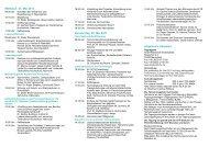 Tagung 2011 neu - Gissel Institut