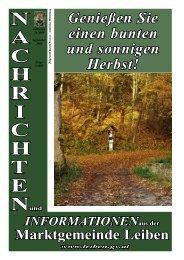 (2,02 MB) - .PDF - Marktgemeinde Leiben