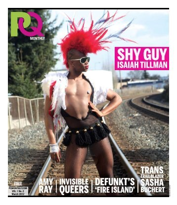 QUEERS - PQ Monthly