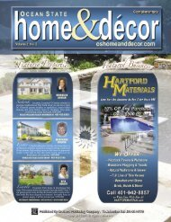 Home & Decor May Issue.indd - The Real Estate Journal