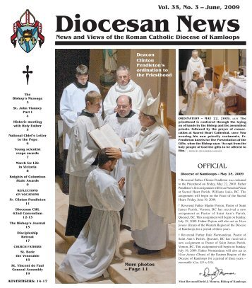 diocese of kamloops