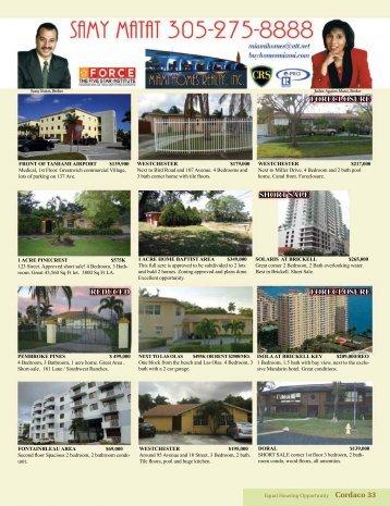 Dade Homes Real Estate Magazine - Visit Website