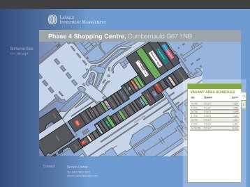 Phase 4 Shopping Centre - Shops to Let on Completely Retail