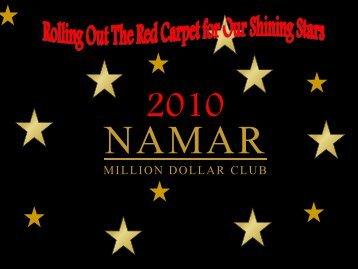 million dollar club - Northeast Atlanta Metro Association of REALTORS