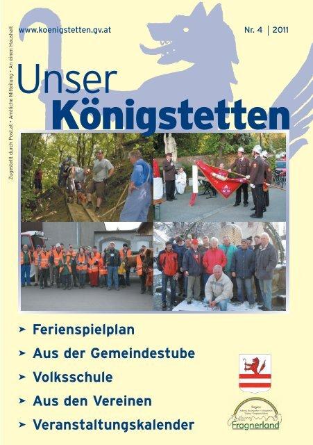 KiJu-Treff - Pfarre Knigstetten
