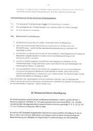 BH Bescheid S31 - Stopp Steinbruch Niederndorf