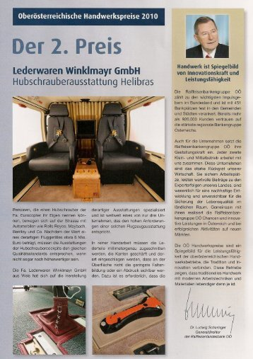 oder zu Presse - Winklmayr GmbH | Lederwaren