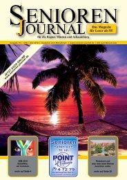 Ausgabe 19 - Juni / Juli 2010 - Senioren Journal