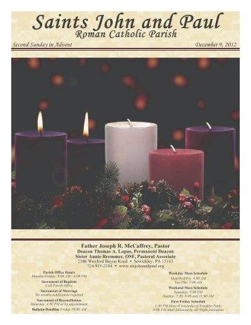 Dec 9 (Bulletin) - Featured