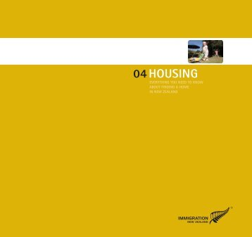 04 HOUSING - Immigration New Zealand