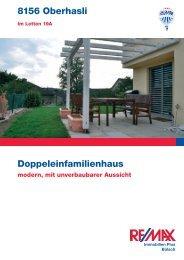 Doppeleinfamilienhaus - Marisol Garcia Borkheim Immobilien