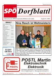 Tanzclub Wechselland - Rohrbach an der Lafnitz - RiS
