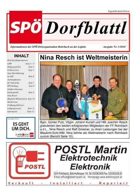KB Bezirkstreffen - Rohrbach an der Lafnitz - RiS-Kommunal