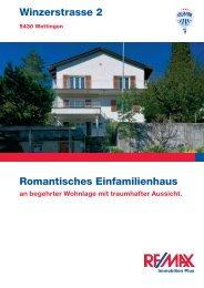 Winzerstrasse 2 - Marisol Garcia Borkheim Immobilien