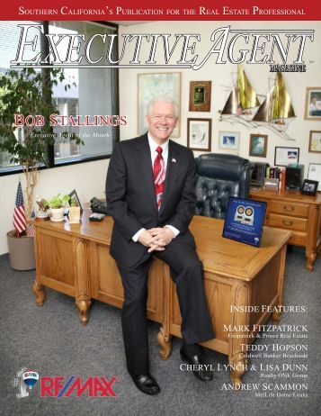 Southern California - Executive Agent Magazine