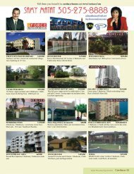 Dade Homes Real Estate Magazine