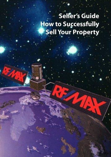 Free Guide and Free Download on Home Selling - RE/MAX Midlands