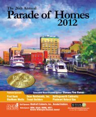 Download the Magazine - Wilmington Parade of Homes