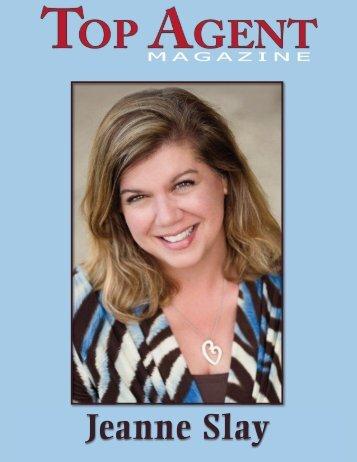 Jeanne Slay - Top Agent Magazine