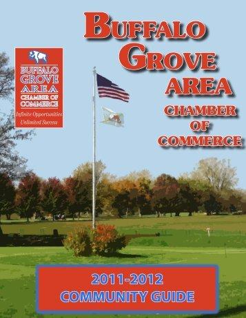 2011-12 Buffalo Grove Community Guide - Communities
