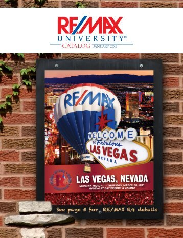 Catalog - Join RE/MAX