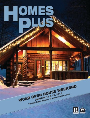 WCAR Open HOuse Weekend - West Central Association of Realtors