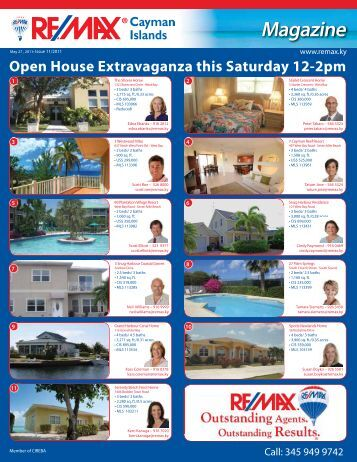 Magazine - RE/MAX Cayman Islands