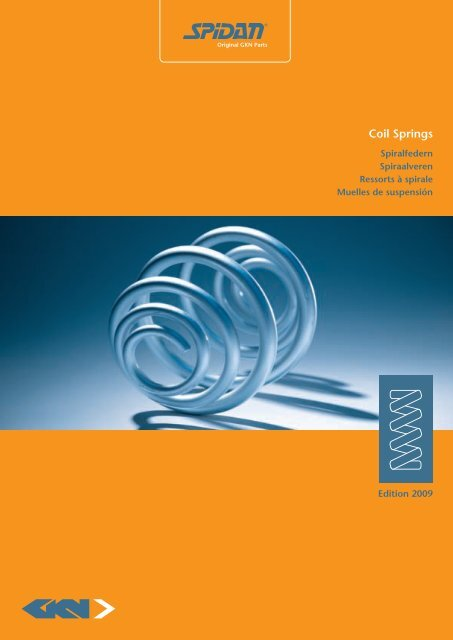 Coil Springs - GKN Aftermarkets & Services