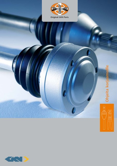 workshop brochure_fi_loebro.qxp - GKN Aftermarkets & Services