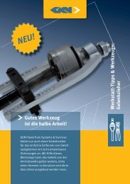 Joint Puller_DE.indd - GKN Aftermarkets & Services