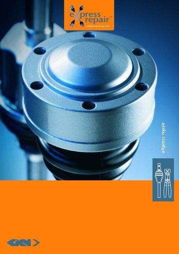 eXpress repair - GKN Aftermarkets & Services