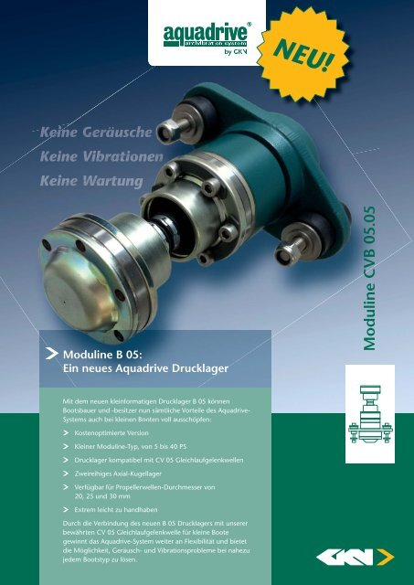 Aquadrive B05_DE.indd - GKN Aftermarkets & Services