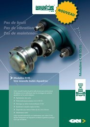 Aquadrive B05_FR.indd - GKN Aftermarkets & Services