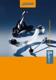 Workshop Tips Steering Parts - GKN  Aftermarkets & Services