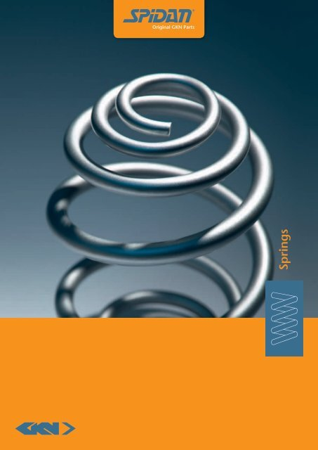 Springs - GKN Aftermarkets & Services