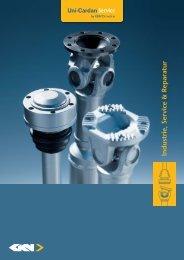 Industrie, Service & Reparatur - GKN Aftermarkets & Services