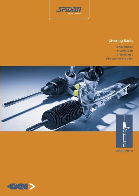 Steering Racks - GKN Aftermarkets & Services