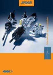 gkn_steering hydraulics DK.indd - GKN Aftermarkets & Services