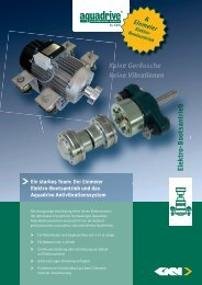 Aquadrive E-Antrieb_DE.indd - GKN Aftermarkets & Services