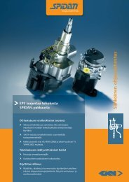 Electric power steering_FI.indd - GKN Aftermarkets & Services