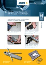 Leaflet Clamp tool DE - GKN Aftermarkets & Services