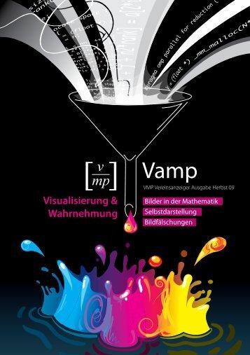 Visualisierung & Wahrnehmung - VMP