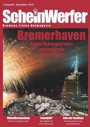 S GO OUT! - Scheinwerfer - Universität Bremen