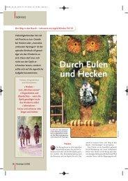 Durch Eulen und Hecken - Ingrid Klimke