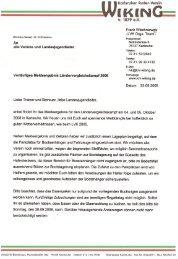 Zeitplan für Samstag, 04. Oktober 2008 RennNr Rennbezeichnung ...