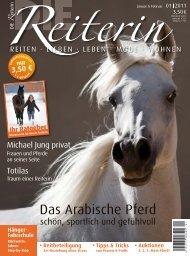 Das Arabische Pferd - DIE Reiterin