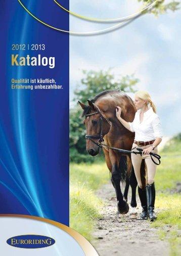 Katalog komplett - Euroriding