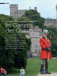 Im Garten der Queen – EM in Windsor 2010 - Alltech