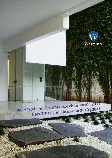 3 - Wasmuth-Verlag